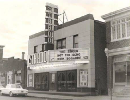 The Rise and Fall of Cabbage Hill's Movie Theater
